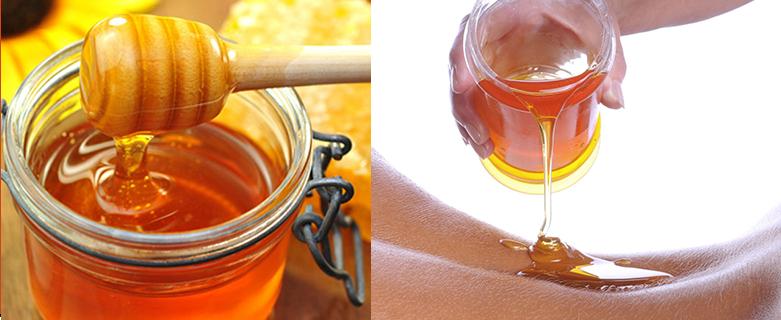 Bild Honigmassage
